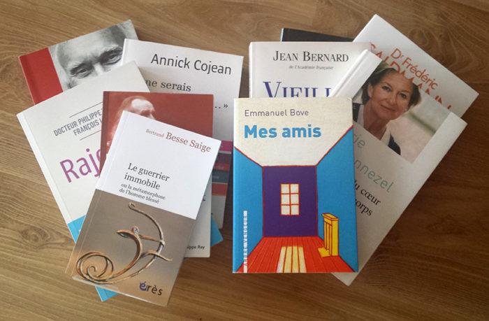 Liste de lecture - après 50 ans